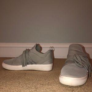 Grey Steve Madden Sneakers